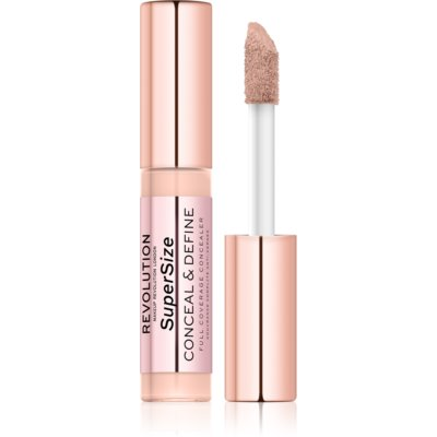 Makeup Revolution Conceal & Define SuperSize correcteur liquide