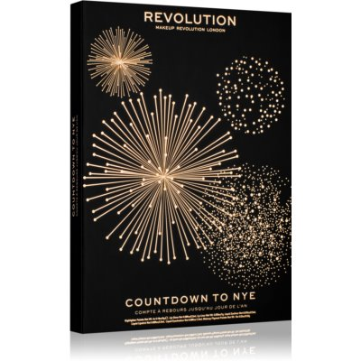 Makeup Revolution Countdown to NYE kalendar za odbrojavanje do Nove godine