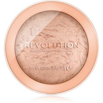 Makeup Revolution Re-Loaded Bronceador tono Holiday Romance 15 g