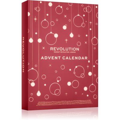 Makeup Revolution Advent Calendar 2019 calendrier de l'Avent