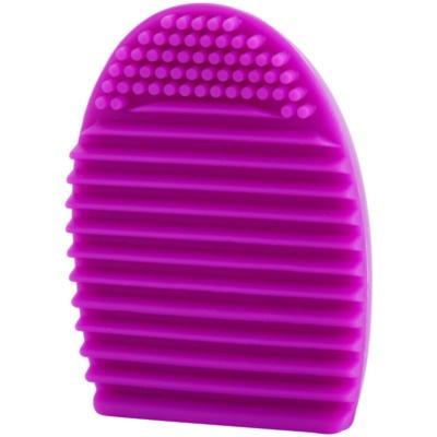 accesorio de silicona para limpiar brochas