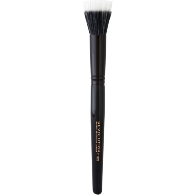 Makeup Revolution Brushes pincel redondo para base e primer