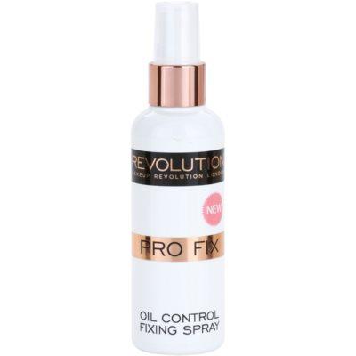 spray fijador de maquillaje matificante