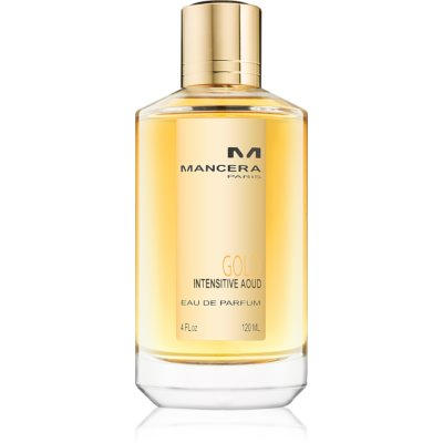 Mancera Gold Intensive Aoud парфюмна вода унисекс