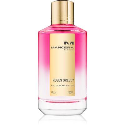 Mancera Roses Greedy parfumska voda uniseks