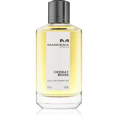 Mancera Cedrat Boise eau de parfum unissexo