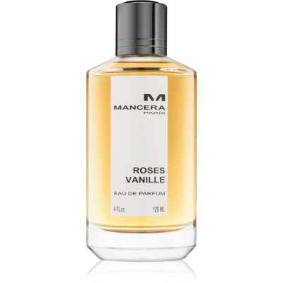 Mancera Roses Vanille eau de parfum hölgyeknek