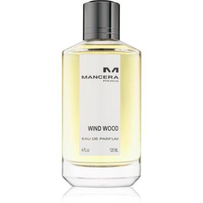 Mancera Wind Wood eau de parfum για άντρες