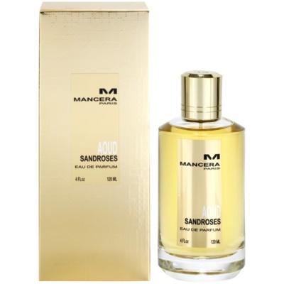 Mancera Aoud Sandroses parfumska voda uniseks