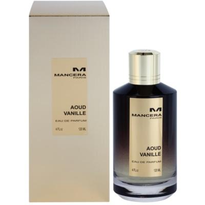 Mancera Dark Desire Aoud Vanille parfumska voda uniseks