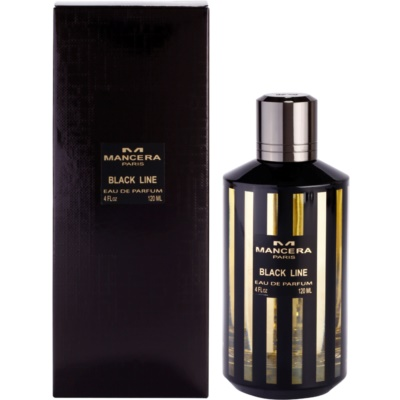 Mancera Black Line eau de parfum mixte