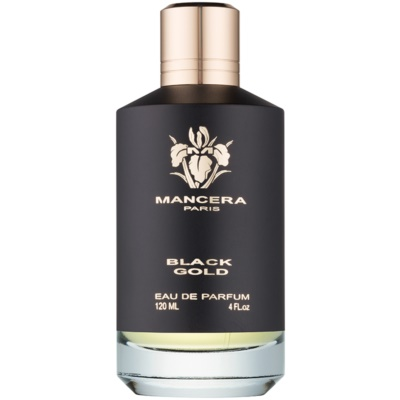 Mancera Black Gold eau de parfum férfiaknak