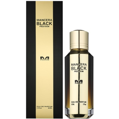 Mancera Intense Black Black Prestigium eau de parfum unisex