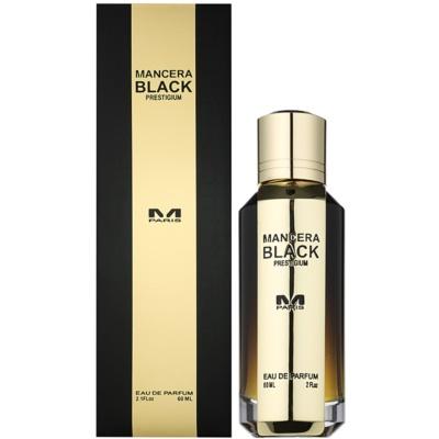 Mancera Intense Black Black Prestigium parfumska voda uniseks