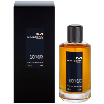 Mancera Black To Black Parfumovaná voda unisex