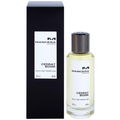 Mancera Cedrat Boise parfémovaná voda unisex
