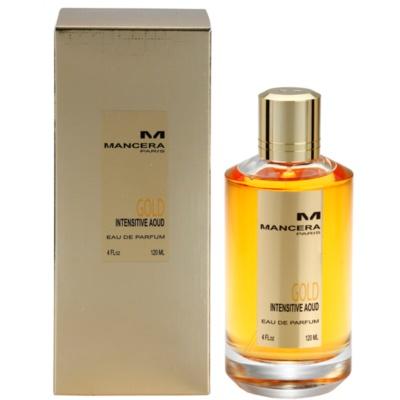 Mancera Gold Intensive Aoud eau de parfum mixte