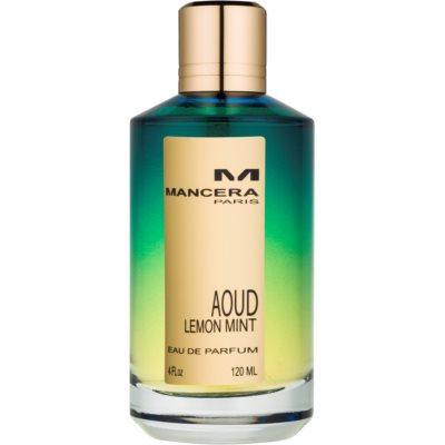 Mancera Aoud Lemon Mint Eau de Parfum unisex