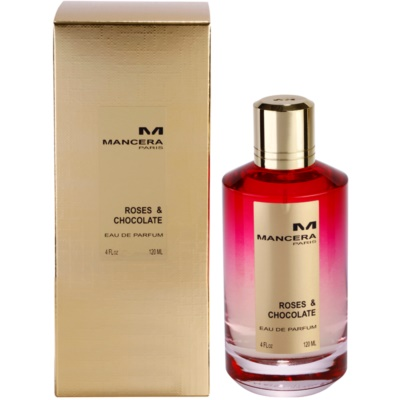 Mancera Greedy Pink Roses and Chocolate Eau de Parfum unissexo