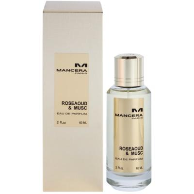 Mancera Roseaoud & Musc Eau de Parfum unisex