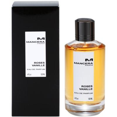 Mancera Roses Vanille eau de parfum para mujer
