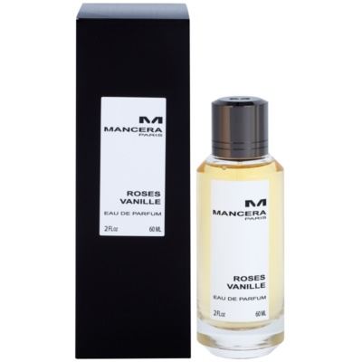 Mancera Roses Vanille Eau de Parfum για γυναίκες