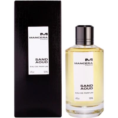 Mancera Sand Aoud parfumska voda uniseks