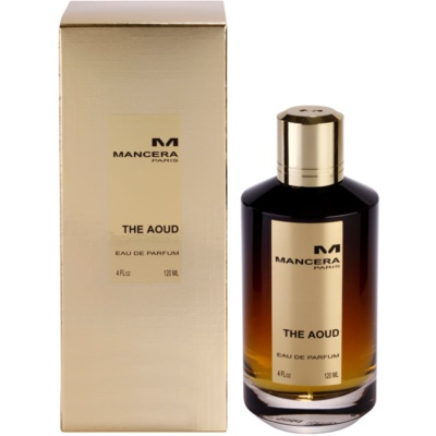 Mancera The Aoud eau de parfum mixte