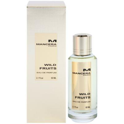 Mancera Wild Fruits eau de parfum mixte
