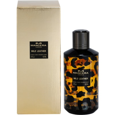 Mancera Wild Leather eau de parfum mixte