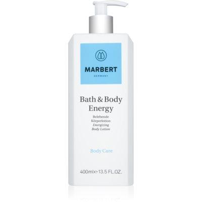 Marbert Bath & Body Energy lotion corps pour femme 400 ml