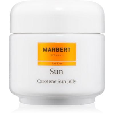 Marbert Sun Carotene Sun Jelly Bronzing Gel for Face and Body SPF 6