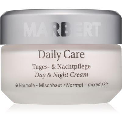 Tages und Nachtkrem für normale Haut und Mischhaut