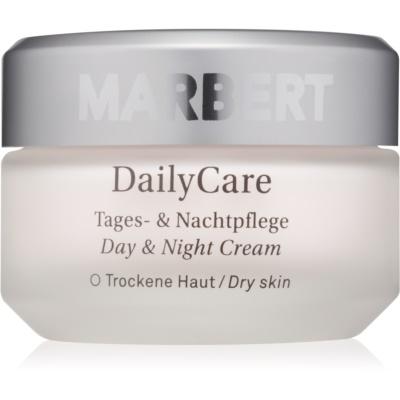 crema de día y noche para pieles secas