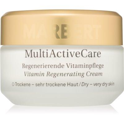 creme vitamínico regenerativo para pele seca a muito seca