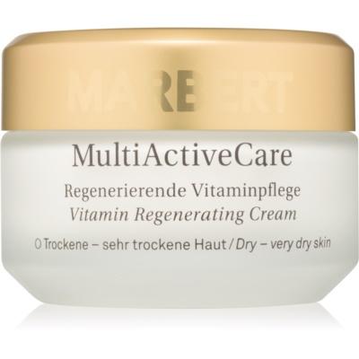 Regenerierende Vitamincreme für trockene bis sehr trockene Haut