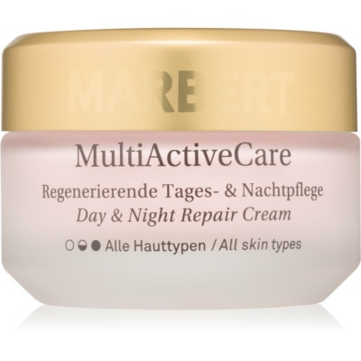 Day And Night Cream Regenerative Effect