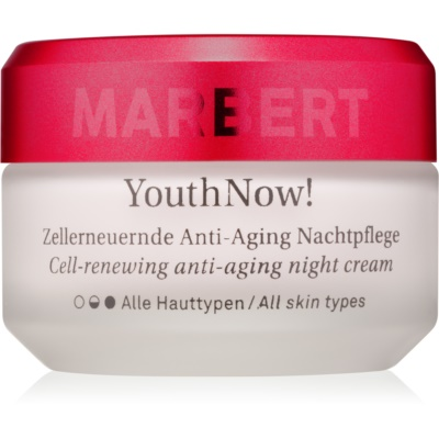 Anti-Wrinkle Night Cream For Skin Cells Recovery