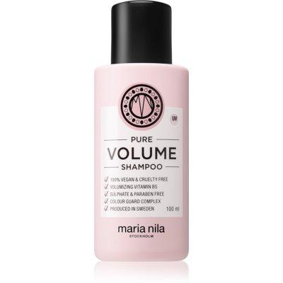 Maria Nila Pure Volume Shampoo für mehr Haarvolumen bei feinem Haar