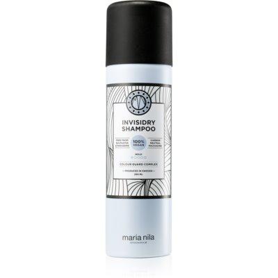 pudrový sprej pro mastné vlasy