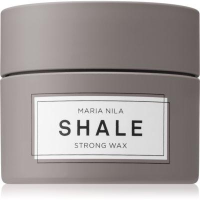 Maria Nila Minerals Shale Stylingwachs für kurzes Haar