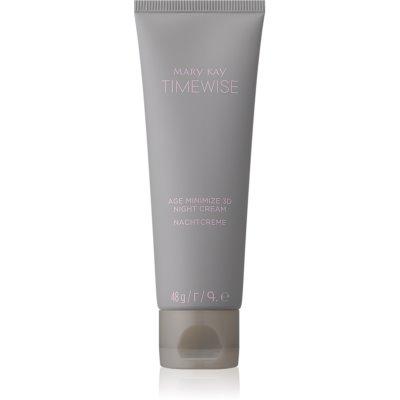 crema de noche para pieles normales y secas