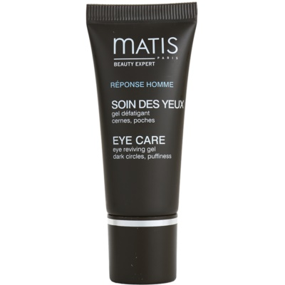 Augengel gegen Schwellungen und Augenringe