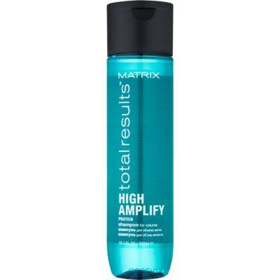 Matrix Total Results High Amplify szampon proteinowy do zwiększenia objętości