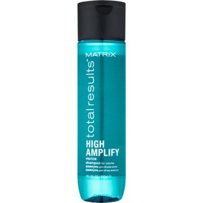 Protein-Shampoo für mehr Volumen