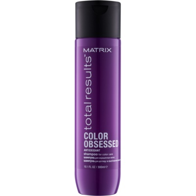 Matrix Total Results Color Obsessed sampon festett hajra
