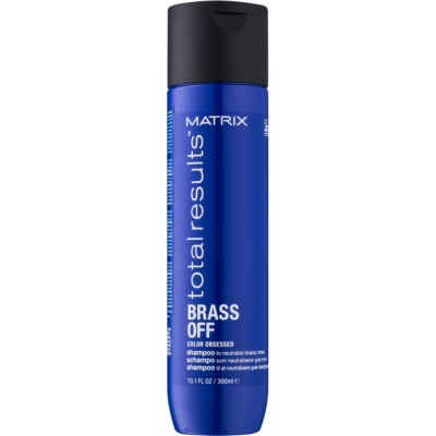 szampon neutralizujący żółte odcienie