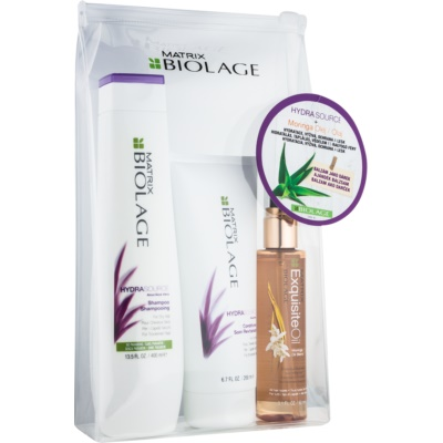 Matrix Biolage Hydra Source Cosmetic Set I.