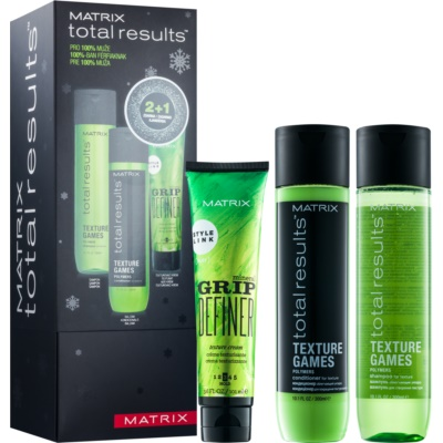 Matrix Total Results Texture Games Cosmetica Set  I.