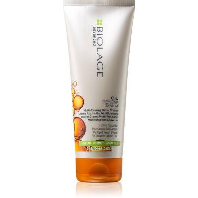 Matrix Biolage Advanced Oil Renew System грижа за коса без отмиване за суха и увредена коса